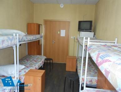 Общежитие на Водном стадионе