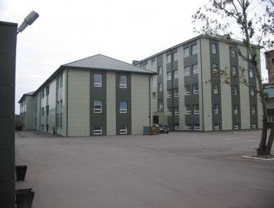 Общежитие на Университете