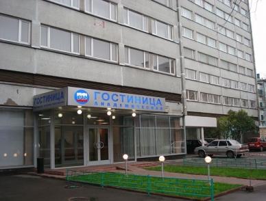 Общежитие Каховская