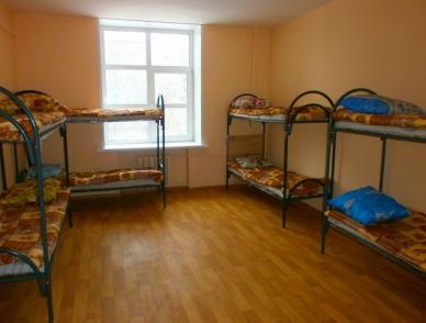 Общежитие на Академической