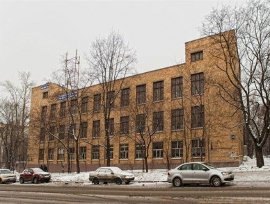 Общежитие на Коломенской у метро