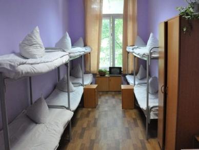 Общежитие метро Нагорная