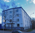 Общежитие на улице Милашенкова