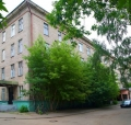 Общежитие на Досфлота